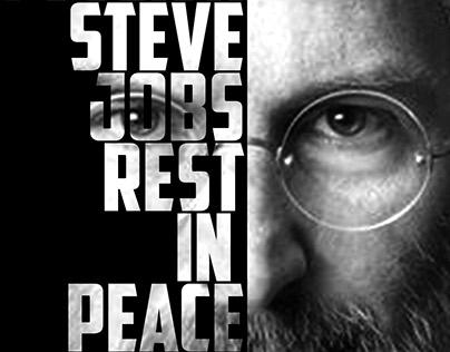 Steve Jobs (RIP).