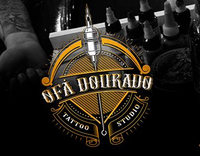 Ofá Dourado Tattoo Studio // Rebranding