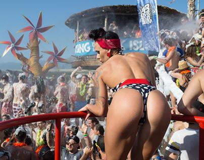 Zrće, Ibiza & Miami