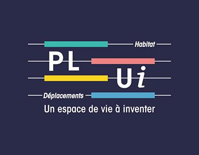 PLUi Grand Chambéry | Identité de marque & déclinaisons