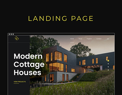 Modern Cottage Houses