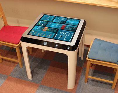 JANUS Smart table