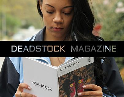 Deadstock Mag: Volume #1 Shoot