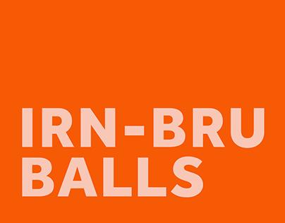 Balls to that...
