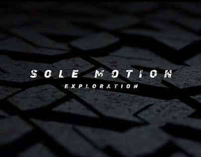 SOLE MOTION EXPLORATION