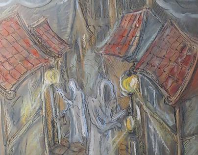 The soul catchers : Dark times