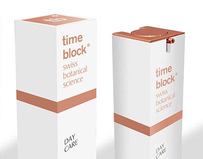 Timeblock Swiss botanical science