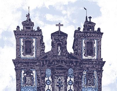 San Idelfonso, Porto.