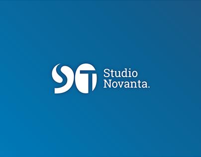 Studio 90 | Logo Restyling
