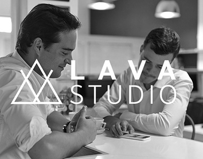 LAVA Studio - Branding & Website