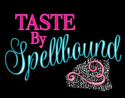 Taste By Spellbound - Logo & Easter Menu