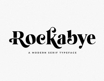 Rockabye | Free Font