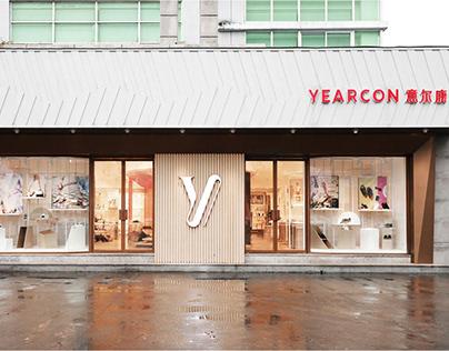 Yearcon_Store Visualization