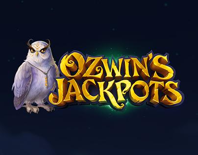 Ozwin's Jackpots Slot Game