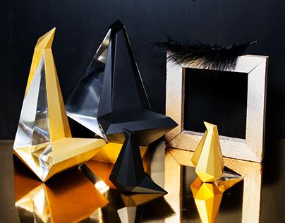 Home-Modern art furniture prototype