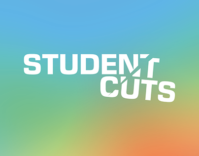 StudentCuts 2017 poster & materials