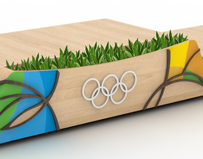 Rio 2016™ Olympic and Paralympic Medal Podiums