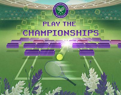 Wimbledon — Play The Championships