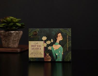 Han Coffee Packaging