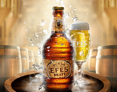 EFES DRAFT Beer