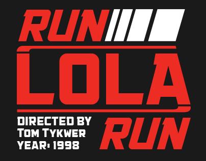 Run Lola Run Infographic
