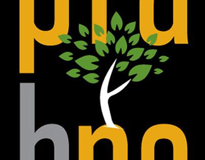 prahna : well-being - brand identity