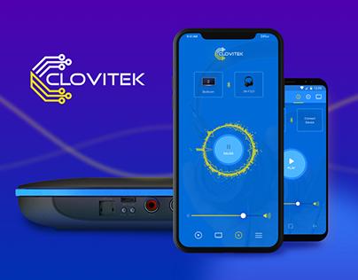 Clovitek - future of WiFi sound streaming