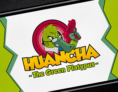 Rovio: Huancha, The Green Platypus