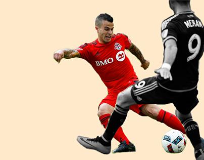 Interactive Web — Toronto Football Club