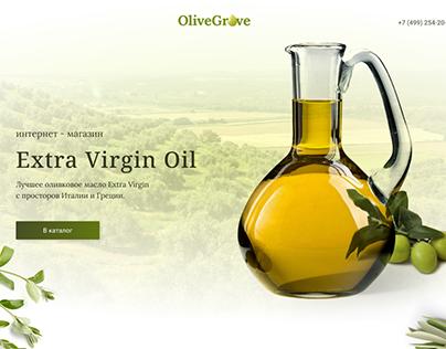 e-shop Olive Oil