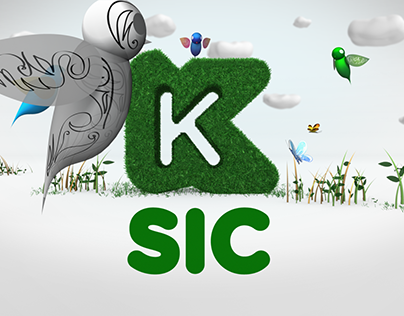 SIC K — Network Green Day Ident 2010