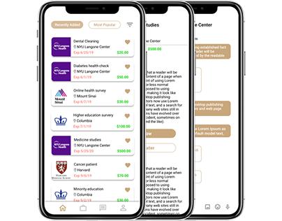Research App