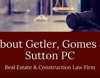 What Is Getler, Gomes & Sutton PC?