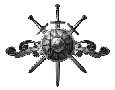 Swords Against Death Interior Spot Illustrations