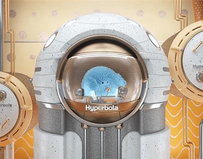 2020 Hyperbola branding video