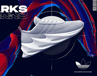 Adidas Sharks Boost Concept