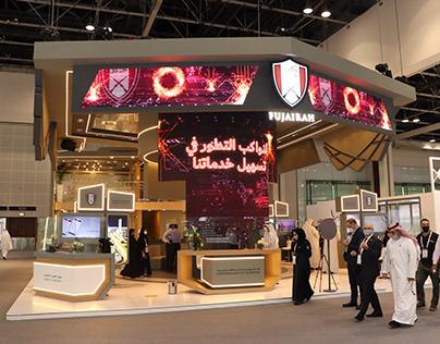 LED Video wall Content - GITEX 2021 - Fujairah Gov