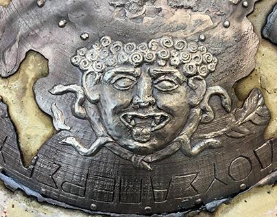 Medusa: Bronze Shield