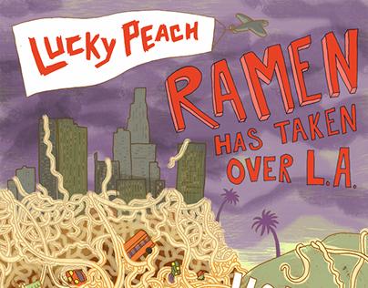 Ramen has taken over LA