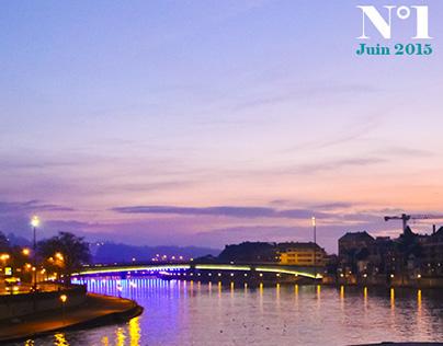 Magazine touristique Namur