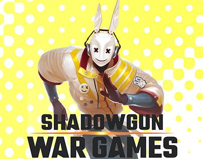 Jed for Shadowgun War Games