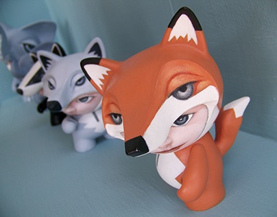 Munnyworld Customs: Woodland Creatures