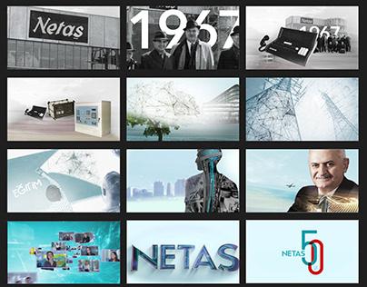 NETAŞ Promo Video Storyboard