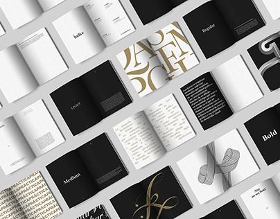 Type is Life | Editorial Design