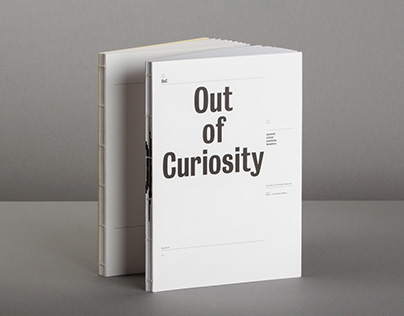 OUT OF CURIOSITY / Book