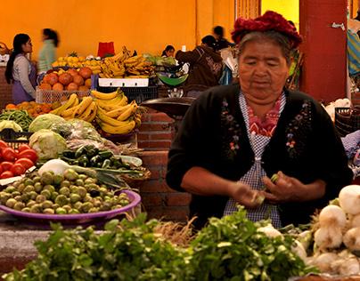 Oaxaca y sus Mercados, Teotitlán del Valle.