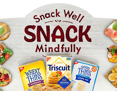 Wheat Thins, Triscuit, Good Thins Program