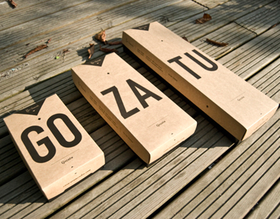 Packs GO ZA TU for Casa Aramendia