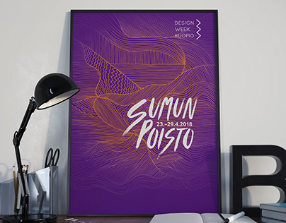 Design Week Kuopio 2018 Event - Visual Identity