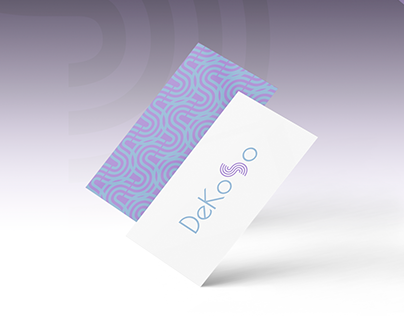 "Logo for the company ""Dekoso"""